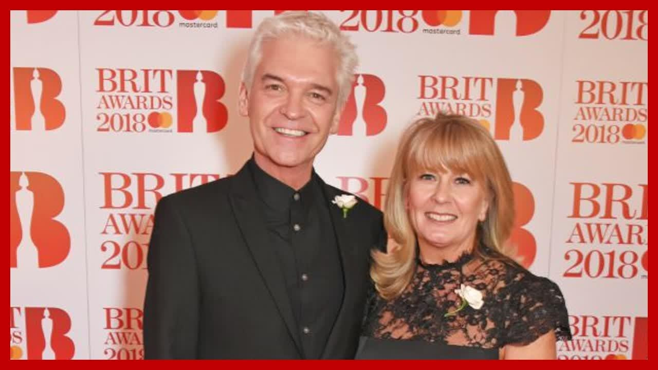 Phillip Schofield Home Inside Holly Willoughby S This Morning Co