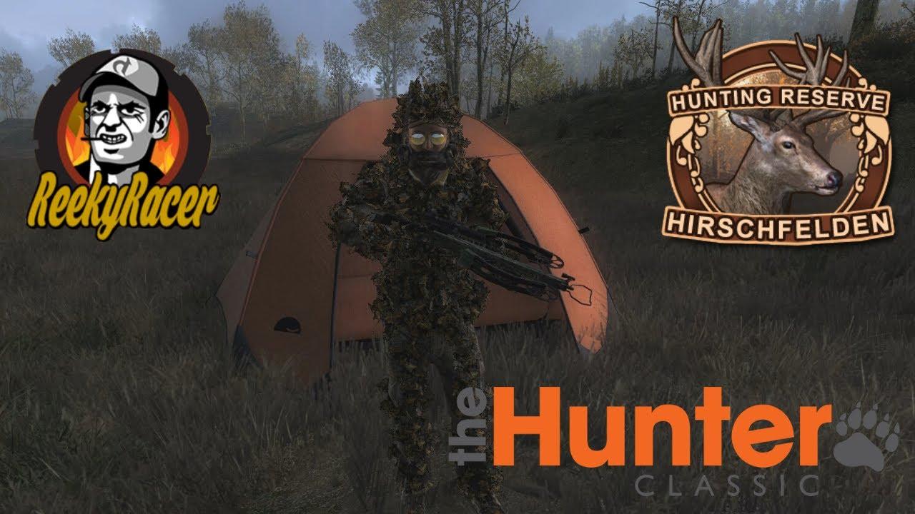 Hunting Hirshfelden with Reekyracer!!!