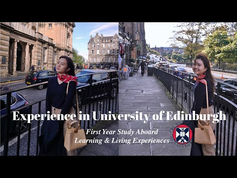 Honest Review: First Year In University Of Edinburgh | Campus,Studies,Degree,City, Accommodation,$$