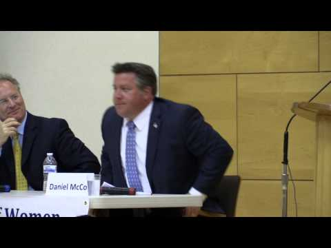 Candidate Forum 2015 Albany County Executive