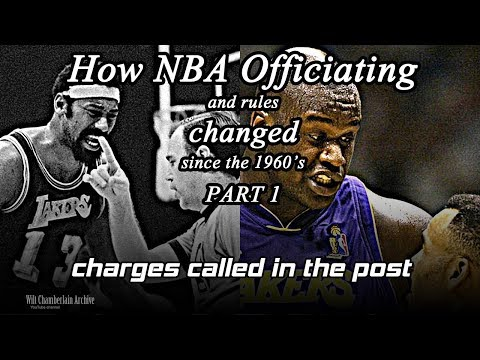 Why Wilt Chamberlain couldn