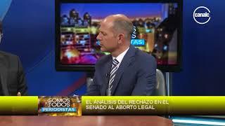 Rodrigo Agrelo | Portal de Belén • Análisis del rechazo a la legalización del aborto