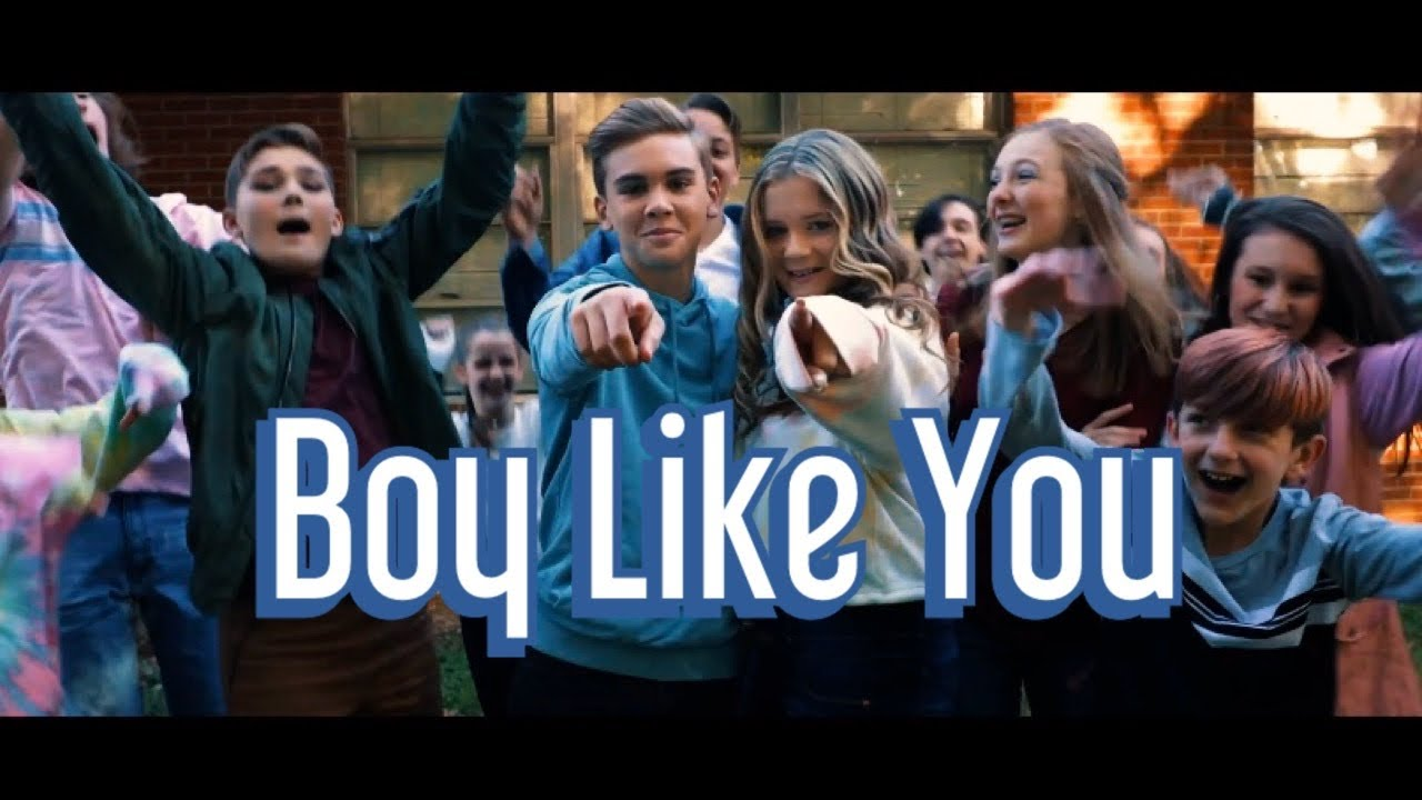 Boy Like You Official video