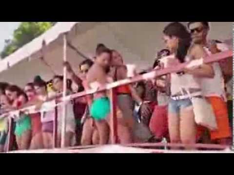 [HD] Guyana Mashramani 2014 - Pulse Party Trucks