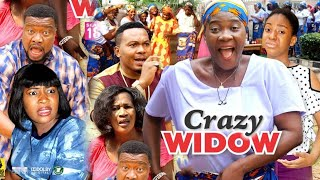 CRAZY WIDOW SEASON 4 {NEW HIT MOVIE} - MERCY JOHNSON|2021 MOVIE|lATEST NIGERIAN NOLLYWOOD MOVIE