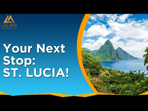 Want VISA FREE Travel to 100+ Countries? Then Move To Saint Lucia | Citizenship By Investment