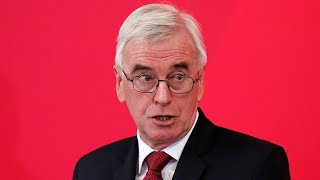 John McDonnell attacks business in Labour reforms, watch his full speech here thumbnail