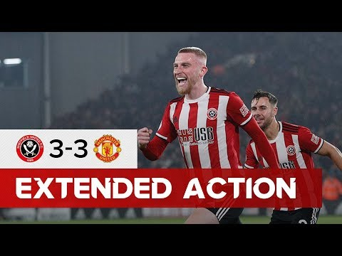 Sheffield United 3-3 Manchester United | Extended Premier League highlights