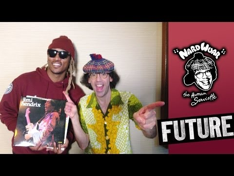 Nardwuar vs Future