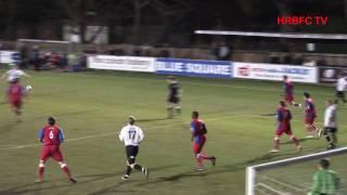 Hampton and Richmond FC Vs Dorchester
