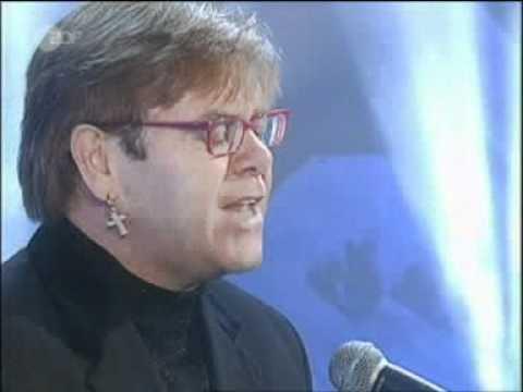 Elton John - 1997-12-13 - Mannheim - Wetten Dass - Recover Your Soul
