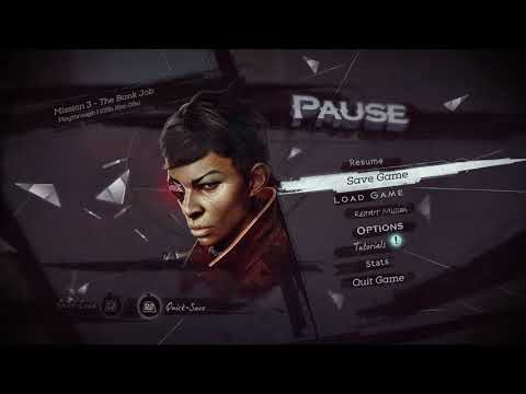 Dishonored®: Death of the Outsider™ - Chapter 3 The Bank Job part 3