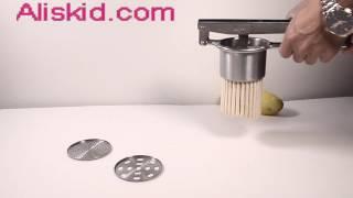 Mashed Potato Masher/Ricer Potato Masher/Noodle Maker/Potato Press