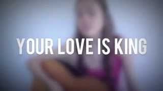 Your Love is King - Sade (Cover By Valentina Scheffold)