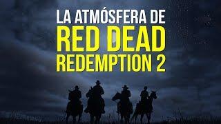 INSIDE DESIGN: Cómo RED DEAD REDEMPTION 2 construye su ATMÓSFERA