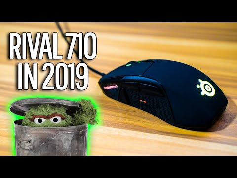 SteelSeries Rival 710 Review In 2019 🗑