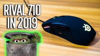 steelSeries Rival 710 Review In 2019