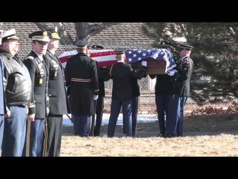 Funeral of U.S. Army Private George T. Sakato, Medal of Honor, Part 1
