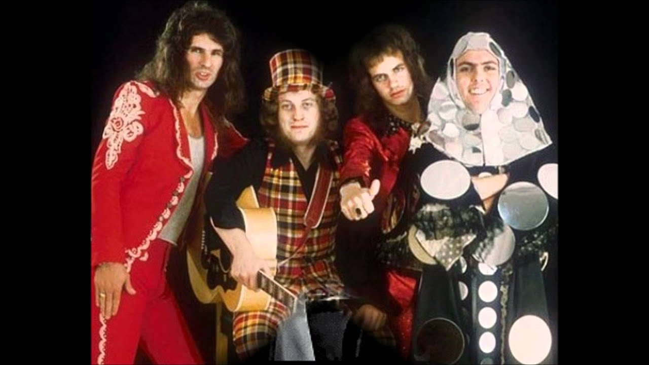 SLADE - MERRY XMAS EVERYBODY - YouTube
