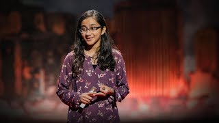 A teen scientist's invention to help wounds heal | Anushka Naiknaware