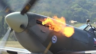 Spitfire SPITS FIRE - AWESOME SOUND !!!