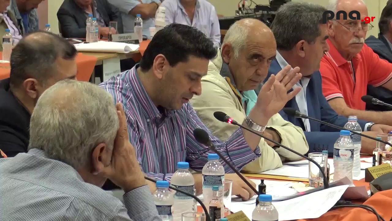 Ν. Τσιαμούλος: Παραληρεί ο κ. Παυλής, είναι η δημοτική αρχή του τίποτα