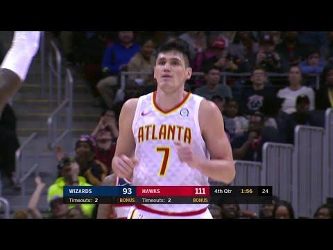 Ersan İlyasova'nın 20 sayı, 9 ribaund, 1 top çalmalık Washington Wizards maçı performansı