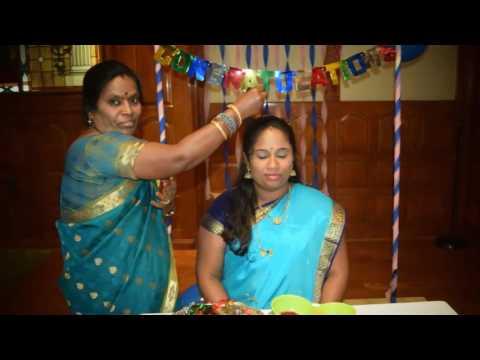 Rashmis Baby Shower In Usa Youtube