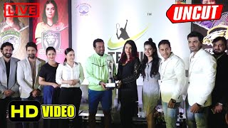 Aishwarya Rai Attends Launch Of  Tennis Premier League With Many Television Celebrities
