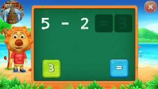 For Kids: Addition and Subtraction, Science games, Preschool and Kindergarten Activities kids educ