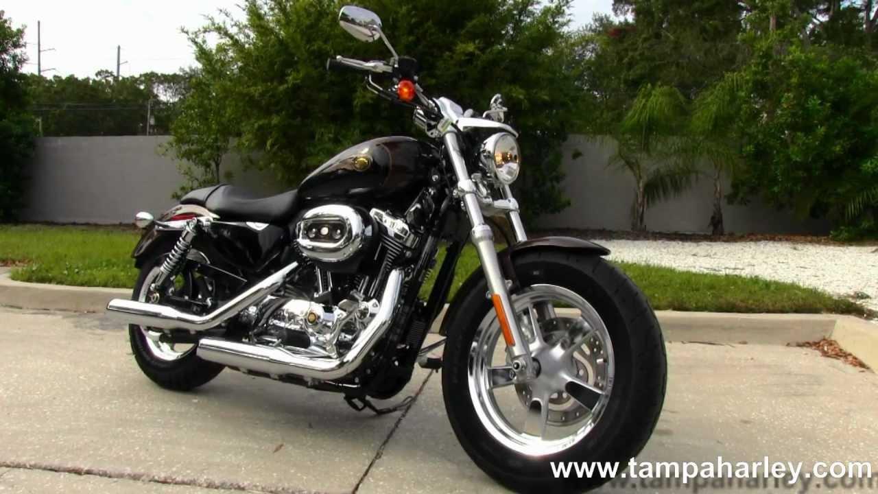 New 2013 Harley-Davidson Sportster 1200 Custom XL1200C 110th ...