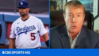 How Albert Pujols Will Help the Dodgers Win a Championship | CBS Sports HQ