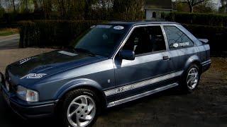 ford escort rs turbo movie