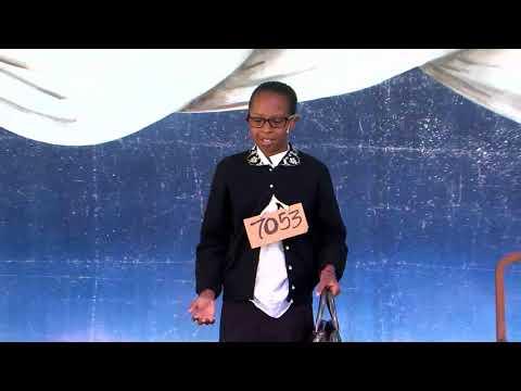 Heiman Elementary School: Jordyn Birdwell as Rosa Parks