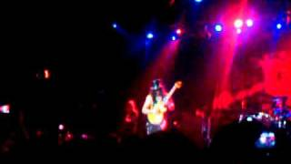 Slash @ Kool Haus 09/01/2010 - The Godfather Theme