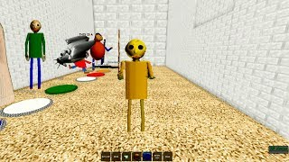 Play as Golden Baldi 2d