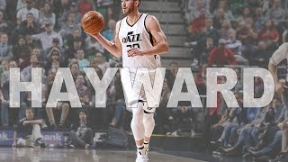 Gordon Hayward West All-Star Reserve | 2017 Top 10