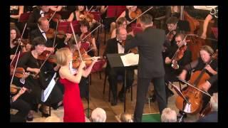 Concerto pour Violon et Orchestre en ré majeur TCHAÏKOVSKI (extrait 2)