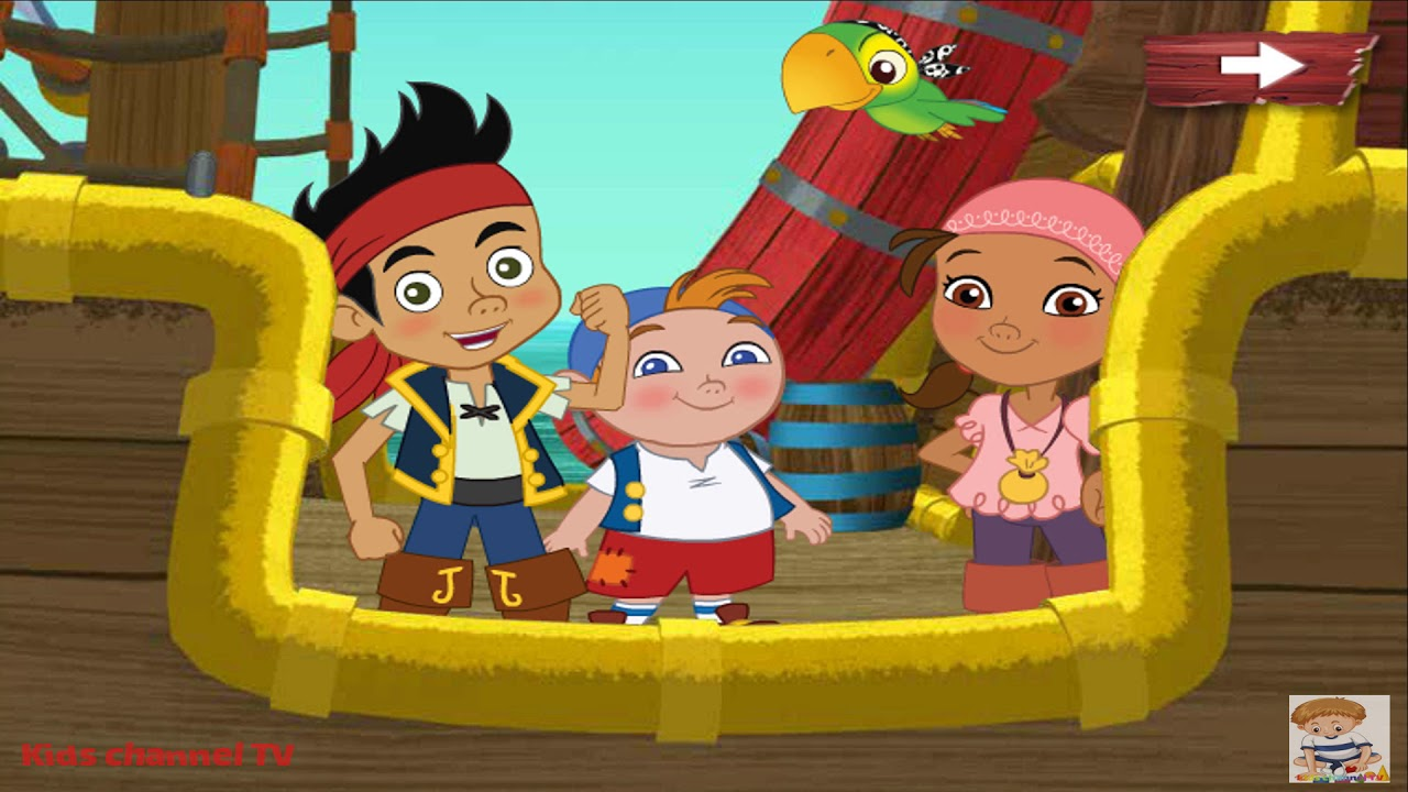 Jake And The Neverland Pirates Christmas - play-games.com