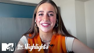 Tate McRae on Her CRAZIEST Career Moments 🎶 The Highlights   MTV