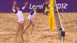 NBC News Learn: The Hard Numbers of Beach Volleyball thumbnail