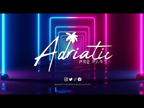 Adriatic Pre Party 2021 - Teaser