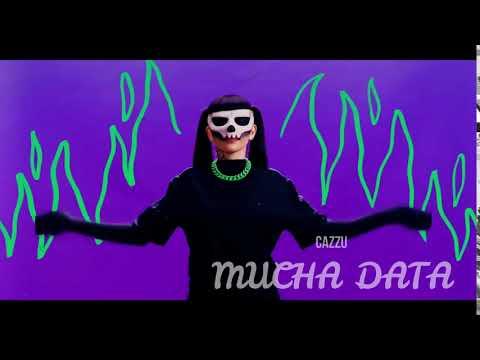 CAZZU - MUCHA DATA LETRA (VIDEO OFICIAL )