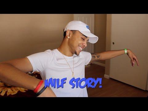 MY CRAZY MILF STORY?! @kburton_25