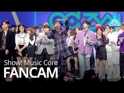 [예능연구소 직캠] MINO - FIANCÉ, 송민호 - 아낙네 No.1 Encore Ver. @Show Music Core 20181215