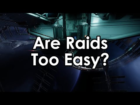 Datto's Thoughts: Are Raids Too Easy? (Deep Stone Crypt)