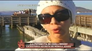 ¡La historia secreta de Mónica Adaro en La Noche Es Mía!