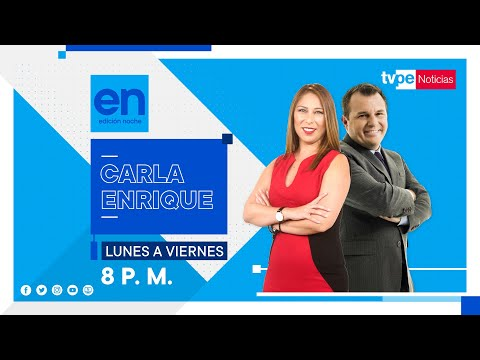 TVPerú Noticias Edición Noche – 16/05/2021