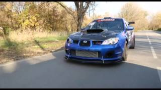 Тюнинг Ателье - Subaru Impreza WRX STI