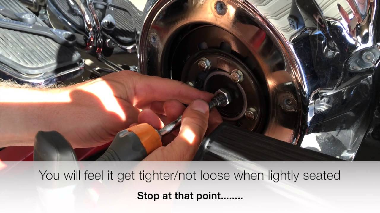 How to adjust harley davidson clutch internal biker motorcycle podcast youtube